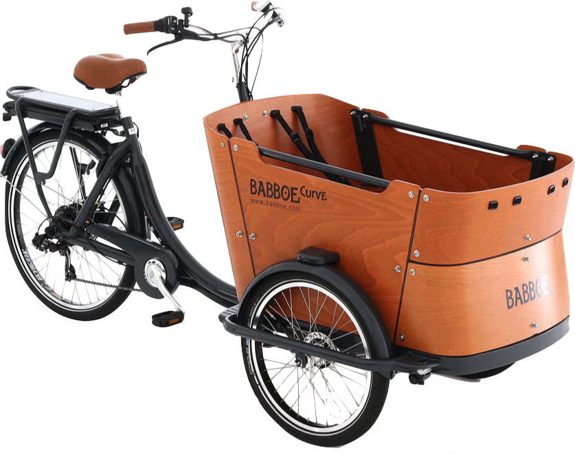 Babboe Transport e-Bikes
